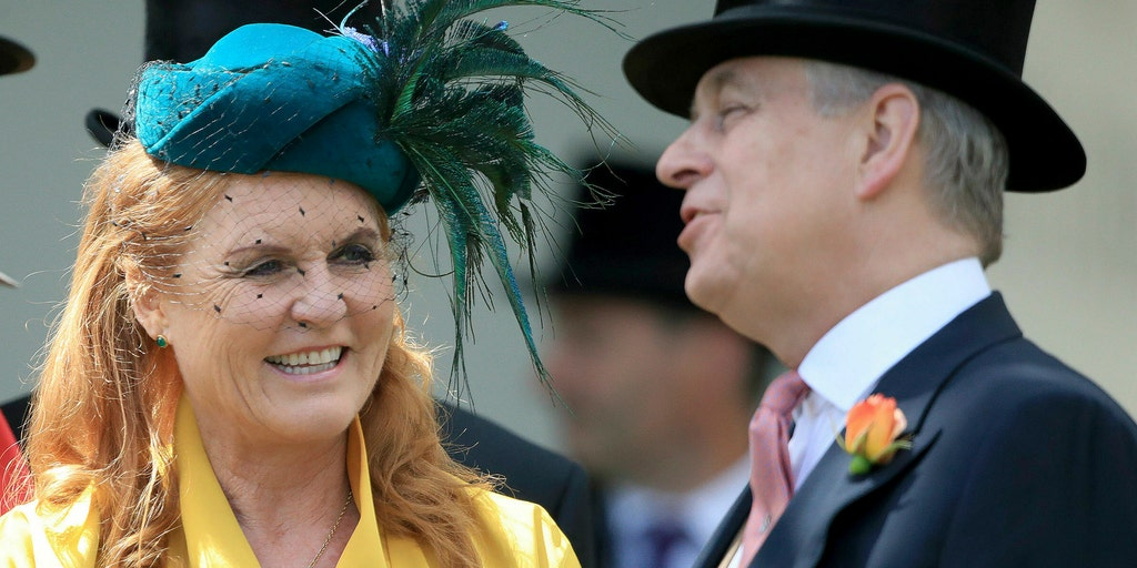 Prince Andrew And Ex Wife Sarah Ferguson Reunite At Royal Ascot