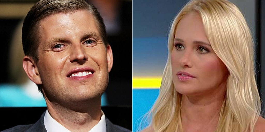 Tomi Lahren on woman spitting on Eric Trump: Par for the course from the 'loving and tolerant left'