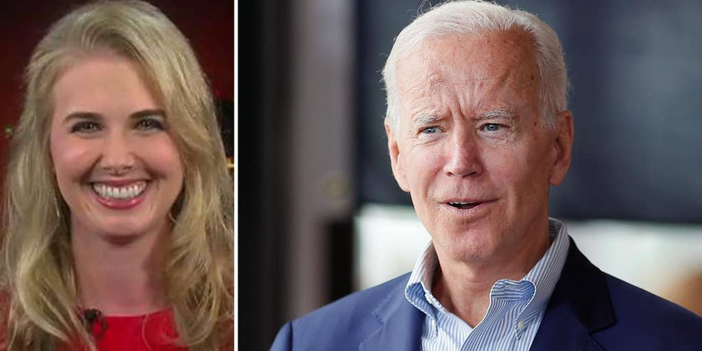 Millennial fighting rare bone cancer responds to Biden vow: Law supported by Trump helped save my life