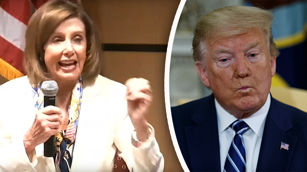 Pelosi says 'violation of status' not a reason to deport illegal immigrants