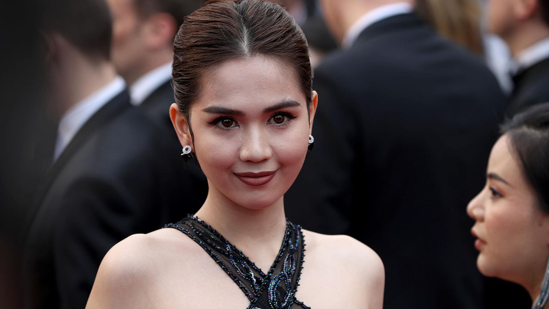 Vietnamese model's skimpy dress at Cannes film fest may result in fine: report