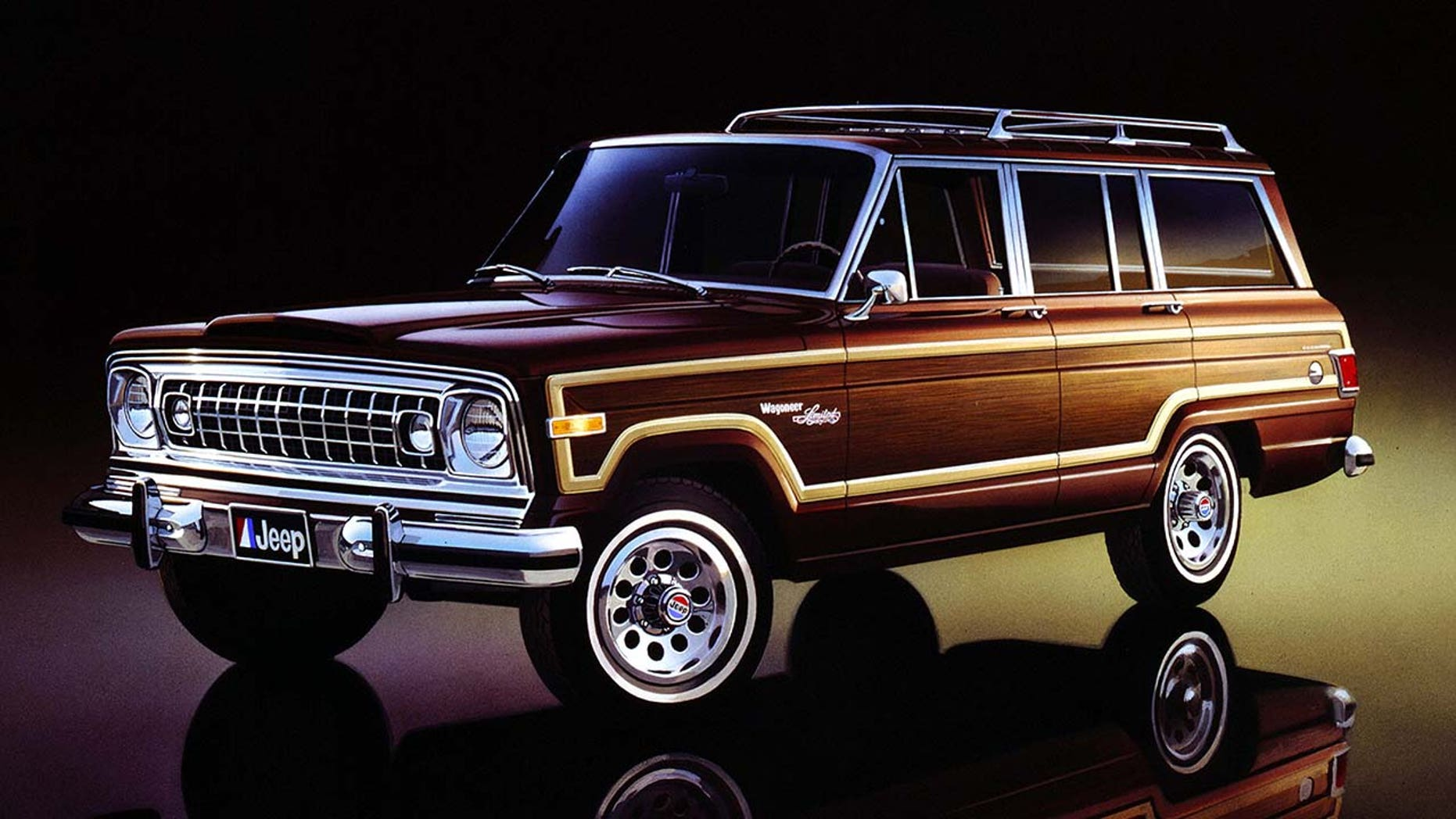 The Top 25 Collector Cars for 2019-Jeep Grand Wagoneer