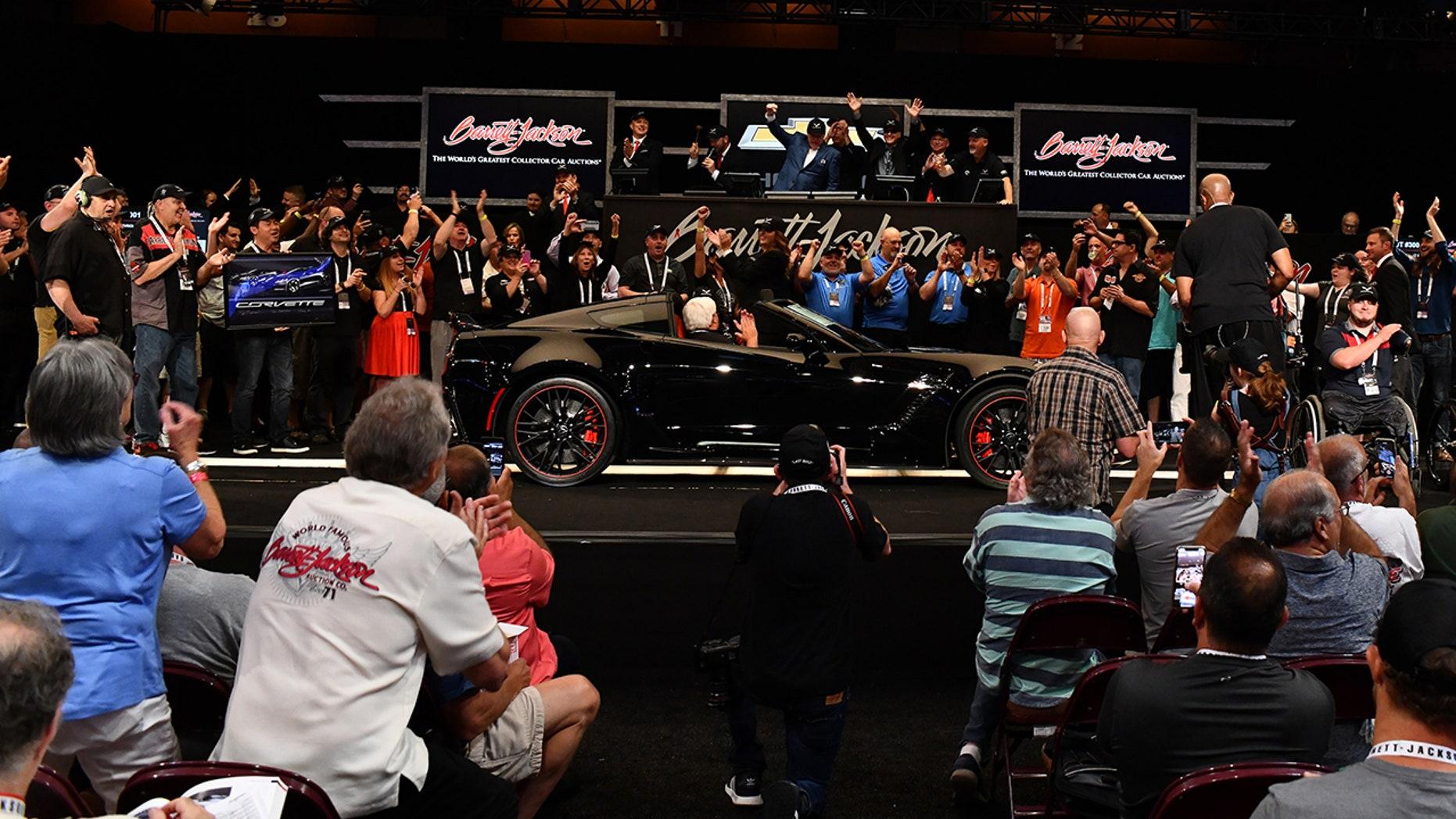 Last Front Engine Corvette