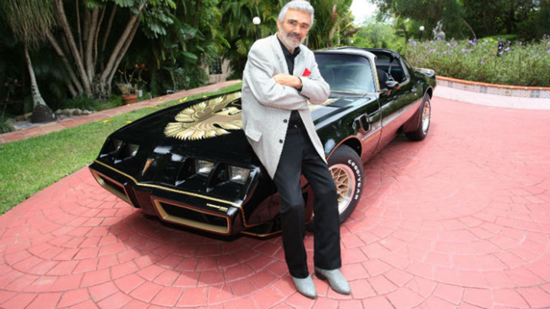 Burt Reynolds' Last Bandit Trans Am