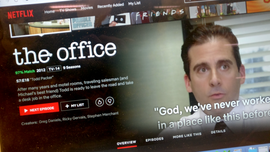 Netflix to lose 'The Office' in 2021