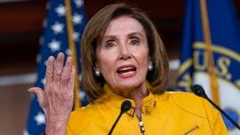 Pelosi flexes muscle over party in impeachment debate, but 'dam' could collapse