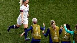 CBS tweet criticized for focusing on USWNT player Julie Ertz as NFL player's 'wife'