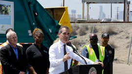Los Angeles mayor faces recall effort over handling of city's burgeoning homeless crisis