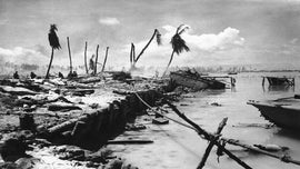 Graves of 30 US service members believed found on Pacific WWII battlefield