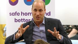 Prince William says he'd 'fully support' his children if they were gay