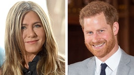 Prince Harry once 'sent Jennifer Aniston texts,' called her 'princess material', claims writer