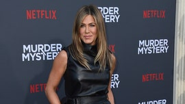 Jennifer Aniston gives nod to Julia Roberts in 'Notting Hill' with a pantsless Instagram picture: 'I'm just a girl'
