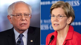 Bernie Sanders suggests Warren's surge in the polls is because voters want to 'see a woman elected'
