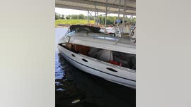 Five injured from boat explosion on Lake of the Ozarks in Missouri