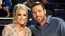 Carrie Underwood's husband Mike Fisher praises her work ethic: 'It's amazing how she does it all'
