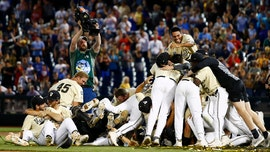 Vanderbilt wins 2nd national title, beating Michigan 8-2