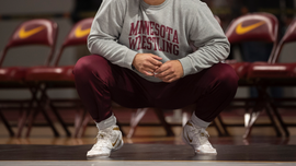 2 Minnesota wrestlers released without charges