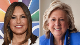 Mariska Hargitay hasn't spoken to Central Park Five prosecutor Linda Fairstein since her resignation