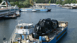 Police say ship captain in Danube collision not intoxicated