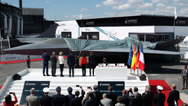 France, Germany sign European jet fighter deal