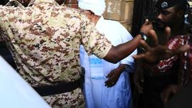 ICC prosecutor: Sudan authorities should hand over ex-leader