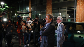 "Platini: ""It hurts,"" soccer star says of police questioning"