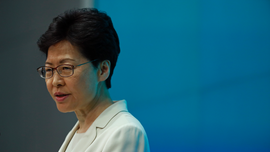 Hong Kong leader suggests end to extradition bill, refuses to resign