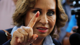 Businesswoman leads Guatemalan election, early results show