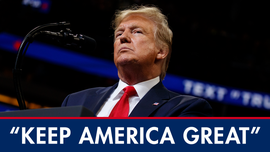 Trump makes his case to 'Keep America Great' in a 2nd term; AOC 'concentration camp' remarks under fire