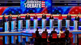 2020 Dems fight for breakout moments, take shots at Trump in Round 1 of primary debate