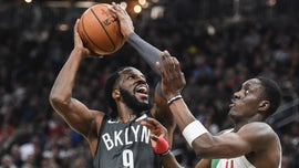 Impending NBA free agent DeMarre Carroll says wife will likely choose who he signs with