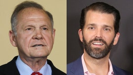 Donald Trump Jr. mocks Roy Moore after campaign announcement, reigniting criticism