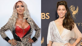 Farrah Abraham shared her thoughts on Jessica Biel's anti-vaccination controversy: 'It's a parent's choice'