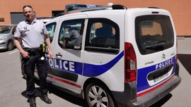 French student who missed bus, crashed car in rush to take exam makes it by minutes thanks to police