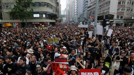 Hong Kong's leader apologizes after extradition bill fuels massive protests