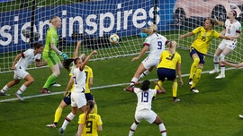 Women's World Cup: US shut out Sweden to finish top of group