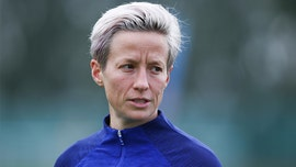 US Women's soccer star Megan Rapinoe says she's 'not going to the f---ing White House'