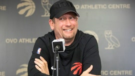 Toronto Raptors coach Nick Nurse on potential White House visit: 'Let's go see Trudeau'