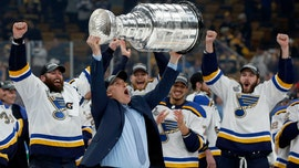Blues sign coach Craig Berube to 3-year contract extension