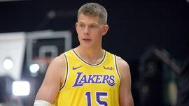 Los Angeles Lakers' Moritz Wagner apologizes for liking tweet defending George Zimmerman