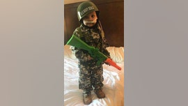 Boy, 5, who wanted to be 'Army Man' dies from cancer; family asks for military members to attend funeral