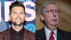 Adam Scott gets into Twitter feud with Mitch McConnell over 'Parks and Recreation' reference