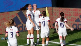 Megan Rapinoe's goals from the spot give US women 2-1 win over Spain, setup France meeting
