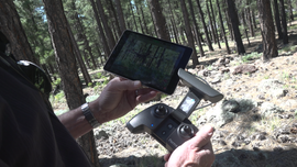 Drones the latest critical tool to fight wildfires