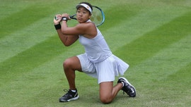 Top-ranked Osaka gets 1st-round win in Birmingham on grass