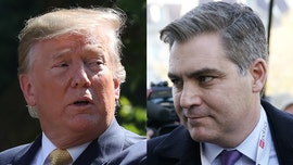 Anti-Trump CNN star Jim Acosta claims president's fans make some reporters 'feel endangered'