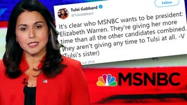 Tulsi Gabbard's sister calls out MSNBC for favoring Elizabeth Warren in the debate