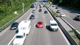 German Autobahn gets new speed limits due to dangers caused by extreme heat wave
