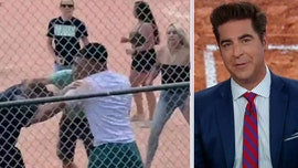 Jesse Watters: Parents who brawled at youth baseball game 'are trash'