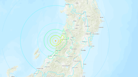 Tsunami warning in Japan after 6.8-mag earthquake strikes